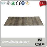 Plancher commercial de PVC de vinyle, plancher desserré de vinyle de configuration, cliquetis de plancher