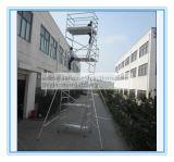 Ce keurde de Rechte Steiger van het Aluminium voor Decoratie goed