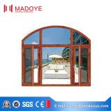 고품질 두 배 집을%s 가진 유리제 알루미늄 여닫이 창 Windows
