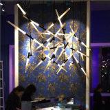 2017 호텔을%s 최신과 대중적인 현대 작풍 대중음식점 또는 거실 LED 샹들리에 펀던트 가벼운 점화
