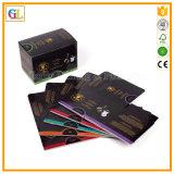 Embalagens de papel personalizados Cosméticos Caixa de papel