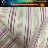 Tela colorida de la guarnición del poliester, 500 modelos para que usted elija (S61.66)