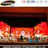 La haute régénèrent l'Afficheur LED polychrome de 3840Hz P3.91