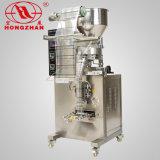 Máquina de empacotamento estalada Verticalgrain automático do alimento que pesa a máquina de embalagem de enchimento da selagem