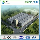 Longue histoire de la structure en acier entrepôt en usine