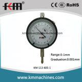 0-1 mmx0.001mm Mícron Medidor Indicador de Quadrante