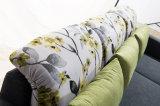 Мебель комнаты новой ткани конструкции 2017 самомоднейшей живущий (софа cum кровать)