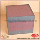 Упаковывая коробка ботинка изготовления напечатанная таможней стандартная бумажная