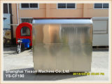 Ys-CF190 304 스테인리스 햄버거 축사 자동차 간이 건축물