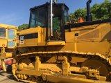 Gatto usato D7g del bulldozer del Giappone da vendere, bulldozer dell'argano, bulldozer dello scarificatore, bulldozer utilizzati del gatto da vendere