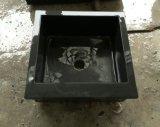 Черный гранит кухонном столе/туалетный столик с керамическим покрытием верхней части радиатора процессора