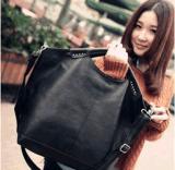 Nuovo sacchetto di mano nero caldo delle donne di alta qualità (BDMC104)