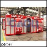 Gaoli Sc200/200 Cer u. GOST Gebäude-Hebevorrichtung für Aufbau
