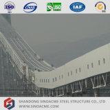 Struttura d'acciaio prefabbricata del sistema di trasportatore