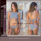 卸し売りOEMの標準的な女性のセクシーな水着の水着浜のビキニ(TKYA1246)