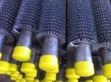 Tube d'échange thermique de reprise de chaleur résiduelle de fumée/tube à ailettes