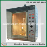 IEC60112 PTI ICT Index de suivi sur le fil machine de test de câble