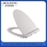 Moderner super dünner gesundheitlicher Plastiksitz der Toiletten-Jet-1002