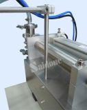 Máquina de rellenar de la goma manual semiautomática del precio
