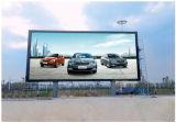방수 P8 (320X160mm) 옥외 풀 컬러 발광 다이오드 표시 스크린