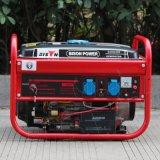 비손 ((e) 2.8kw 2.8kVA 중국) BS3500t는 발전기 스리랑카 납품 Electirc 시작 구리 철사 가솔린 단식한다