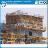 Escalada Descofragem para material de construção