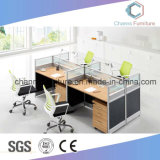有用な現代オフィス用家具のコンピュータ表ワークステーション