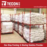La vendita superiore di Tecon ha galvanizzato l'accoppiatore ad angolo retto urgente dell'impalcatura
