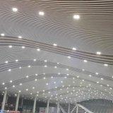 Diseño de alta calidad en forma de U Baffle Suspendido techo