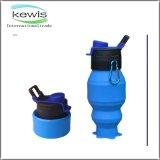 Custom Logo를 가진 530ml Blue BPA-Free Plastic Water Bottles