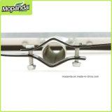 Алюминиевый сквиджи пола с держателем металла