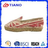 Signora piana e comoda Shoes (TN36707) di modo delle scarpe di tela