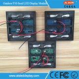 Outdoor P10 LED fixe le module de service avant d'affichage