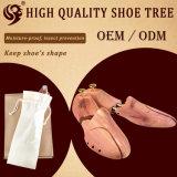 Promotion en bois réglable normale de modèle de mode aucun arbre criqué de chaussure