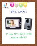 Sonnette visuelle de téléphone de porte de câble par luxe de Bemos