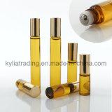 Rolle 10ml auf bernsteinfarbiger Glasflasche