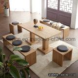Restaurante Madeira minimalista conjunto de móveis (SP-CT591)