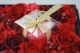 Las rosas duraderas Rose preservaron por siempre las rosas para el día de madres