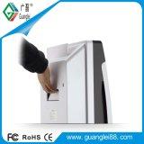 Fuente de alimentación eléctrica y de carbón activado Aire Tipo de filtro purificador de aire