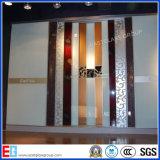 명확한 Tempered 12mm 알루미늄 미닫이 문 유리