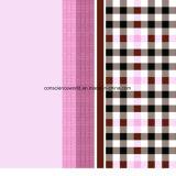 100%Polyester 분홍색 상자 Pigment&Disperse는 침구 세트를 위한 직물을 인쇄했다