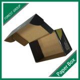 Cadre ondulé de empaquetage personnalisé de carton de couleur