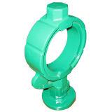 Fundición cuerpo de la válvula de porcelana de alta calidad ISO14001 fábrica