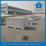 環境の建築材料EPSの泡によって絶縁される屋根または壁サンドイッチパネル