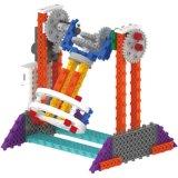 des Schwingen-1488715-Gyro Fernsteuerungs-RC Blöcke Block-des Installationssatz-stellten Ausbildungs-kreatives Spielzeug 84PCS - die gelegentliche Farbe ein