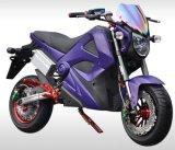 2017 Sport Motociclo eléctrico com 72V 30AH Bateria de lítio