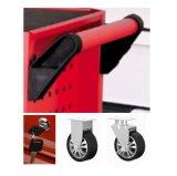 Gabinete de rolo de gaveta de 43 polegadas 7; Gabinete de ferramentas