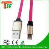 Nouveau chargeur de câble USB 2 en 1 pour iPhone et téléphone Android