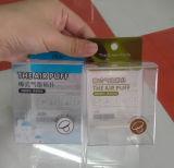 Doos van pvc van de douane de plastic vouwende met het foiling of het afdrukken voor schoonheidsmiddelen maken-in-China