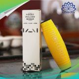 Le fileur de main de personne remuante renversant le bâton avec la barre de table de Rollver d'éclairage LED soulagent des jouets